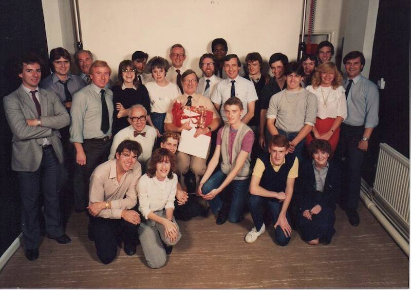 Staff photo: Universal Pictorial Press and Agency – UPPA – 1982