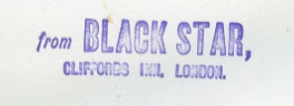 Searching For: Black Star photo agency London 1936 – 38