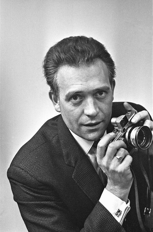 Sun and Mirror photographer George Phillips dies aged 84