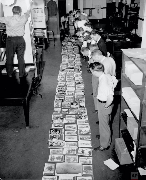 AP celebrate their 175 years of news gathering and photo reporting